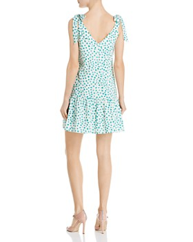 97663c6f498dd Rebecca Taylor - Emerald Floral Dress Rebecca Taylor - Emerald Floral Dress