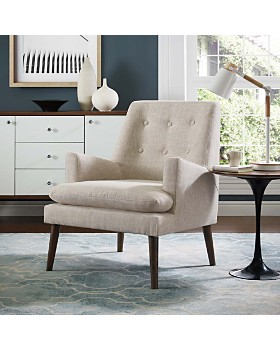 Modway - Leisure Upholstered Lounge Chair