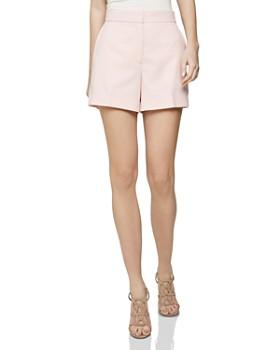 8e1df384fe REISS - Beatrix Textured Shorts ...