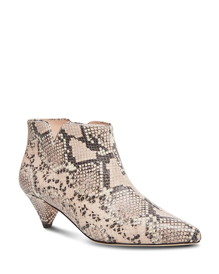 kate spade new york - Women's Raelyn Cone Heel Booties