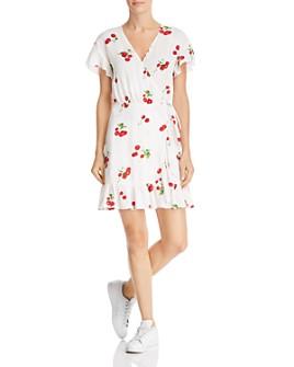 Rails - Koreen Cherry Bloom Wrap Dress
