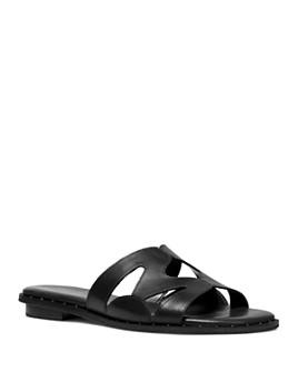 MICHAEL Michael Kors - Women's Annalee Slide Sandals