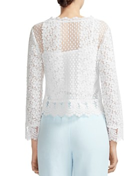 Maje - Levanta Lace Top