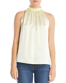 ff4b722aa0d2e Bailey 44 - Ruffled Mock-Neck Top ...