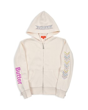 Butter - Girls' Dream Zip Hoodie - Little Kid, Big Kid