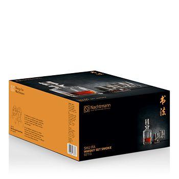 Riedel - Nachtmann Shu Fa Smoke Whiskey Decanter & Glass Set - 100% Exclusive