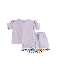 Sovereign Code - Girls' Aubrey + Joan Tee & Shorts Set - Baby