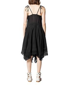Zadig & Voltaire - Rilli Lace-Trimmed Dress