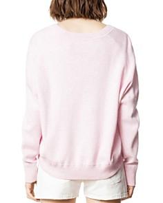 Zadig & Voltaire - Brumy Oversize Sweatshirt