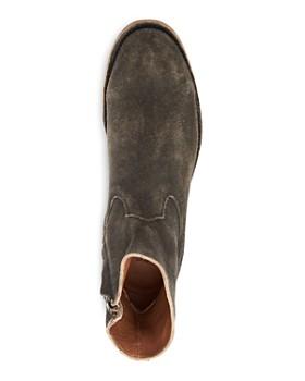 Frye - Men's Beacon Bowery Inside Zip Boots