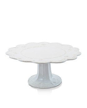 VIETRI - Incanto Stone Lace Large Cake Stand