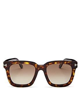 Tom Ford - Women's  Sari Polarized Square Sunglasses, 52mm