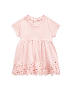 Ralph Lauren - Girls' Flared Cotton Tee - Baby