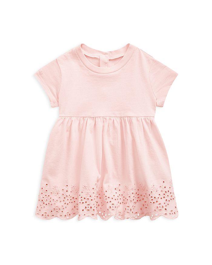 Ralph Lauren - Girls' Flared Cotton Tee - Baby
