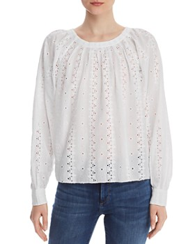 Joie - Holdena Eyelet Top