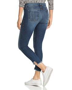 Level 99 - Janice Cropped Skinny Jeans in Dreamer