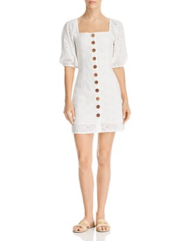 Sage the Label - O'Keefe Eyelet Dress