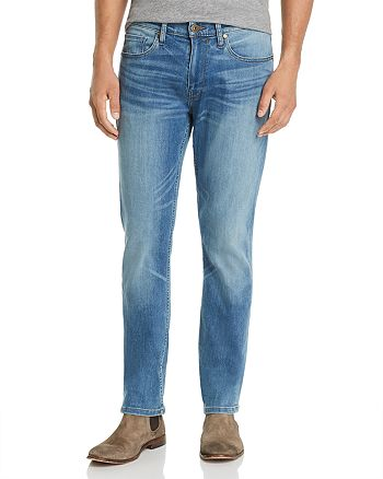 PAIGE - Federal Slim Straight Fit Jeans in Mullen