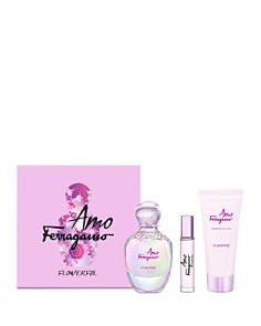 Salvatore Ferragamo - Amo Flowerful Eau de Toilette Gift Set