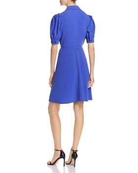 8c63faa16f491 ... Elie Tahari - Mildred Puff-Sleeve Shirt Dress
