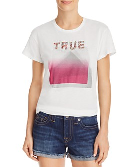 True Religion - Landscape Graphic Tee