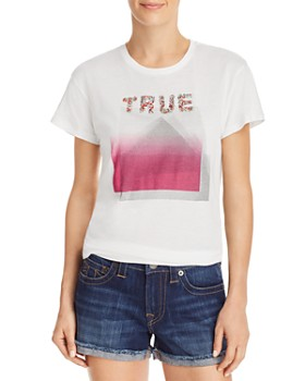 True Religion - Landscape Graphic Tee