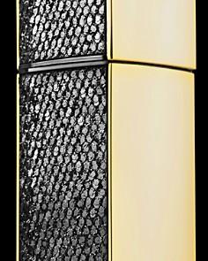 Kilian - Black Glitter Refillable Empty Travel Spray Case