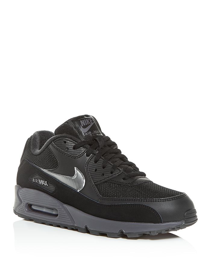 Nike Mens Air Max 90 Essential Low Top Sneakers