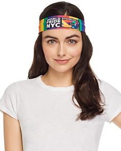 Echo - World Pride NYC Headband, Set of 3