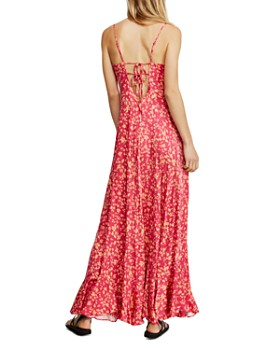 Free People - Under the Moonlight Floral Maxi Dress