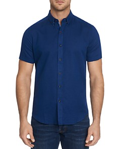 Robert Graham - Tranverse Short-Sleeve Classic Fit Shirt - 100% Exclusive