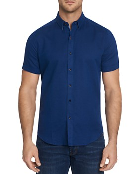 Robert Graham - Tranverse Short-Sleeve Shirt, Bloomingdale's Slim Fit - 100% Exclusive
