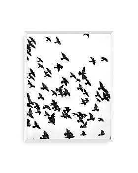 Bloomingdale's Artisan Collection - Flocking East II Wall Art