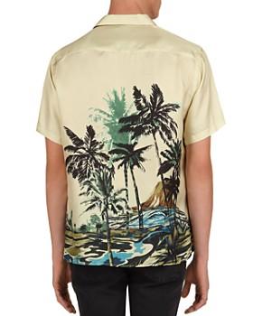 The Kooples - Summer Palms Regular Fit Shirt