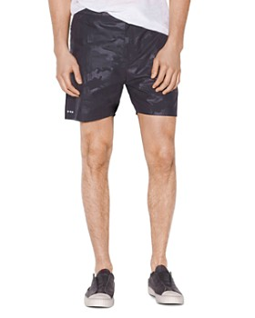 John Varvatos Star USA - Jackson Camo Performance Shorts