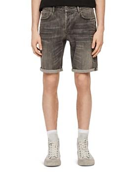 ALLSAINTS - Switch Denim Regular Fit Shorts