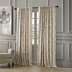 Waterford - Juniper Back Tab/Rod Pocket Curtain Panels