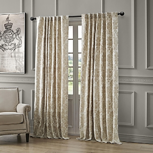 Waterford Juniper Back Tab/Rod Pocket Curtain Panel, 54 x 84