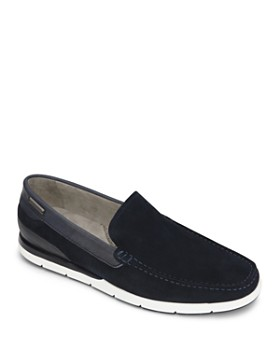 Kenneth Cole - Men's Jamey Suede Slip-On Loafers