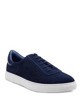 98e97ea81f1b8 Robert Graham - Men's Anson Lace-Up Sneakers ...