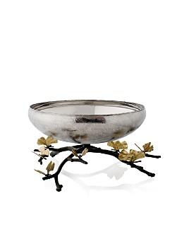 Michael Aram - Butterfly Ginkgo Footed Centerpiece Bowl
