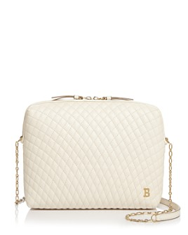 Bally - Shelyn Quilted Leather Crossbody