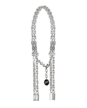 KARL LAGERFELD Paris - Liquid Baguette Chain Bracelet