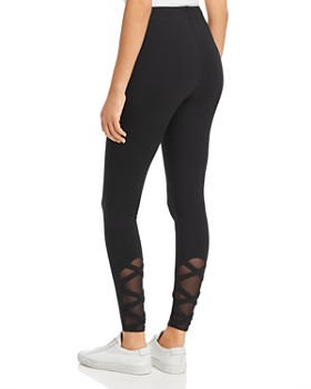 914eada0fb0 ... Lyssé - Essex Crisscross-Detail Leggings