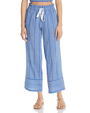Lemlem Pants ZINAB DRAWSTRING PANTS