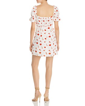 Charlie Holiday - Valentine Floral Mini Dress