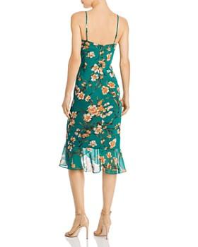 Bardot - Malika Floral Ruffle Dress
