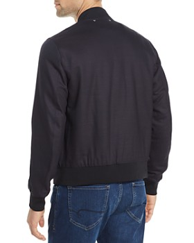 PS Paul Smith - Jacquard Bomber Jacket