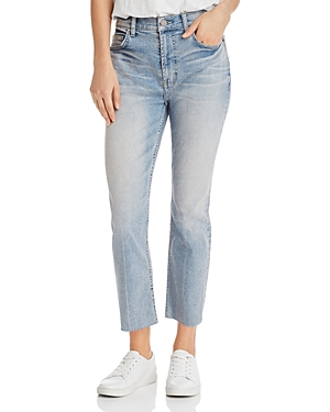 Current Elliott Jeans CURRENT/ELLIOTT THE PIPE TAPERED JEANS IN DREAM LAKE