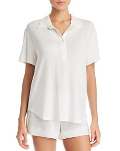 Eberjey - Agnes Boyfriend Top & Shorts